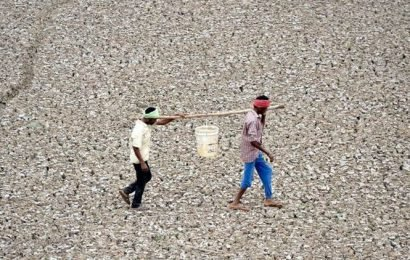 How India's water ends up everywhere but India