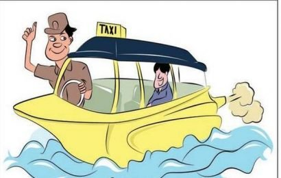 Goa to start water taxi services soon