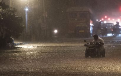Flight operations resume in Mumbai even as city braces for more rain