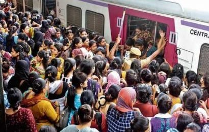 Fewer trains on Mumbai's Central Railway hassle commuters