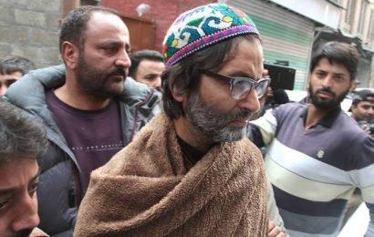 NIA lists Yasin Malik 'ISI links, properties'; lawyer slams bid to 'malign' him