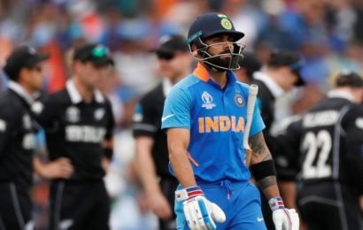 Virat Kohli on ICC World Cup semi-final loss – 'Learnt most in my life from failures and setbacks'