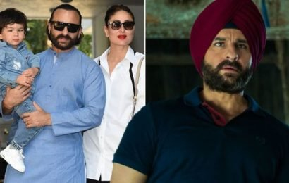 Saif Ali Khan wife: Who is Sacred Games star married to? Who is Kareena Kapoor?