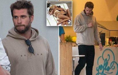 Liam Hemsworth breaks silence on shock split from wife Miley Cyrus