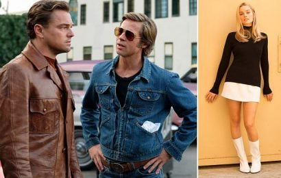 BRIAN VINER reviews Tarantino's Once Upon a Time… In Hollywood