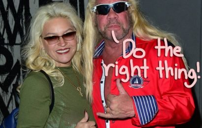 Dog The Bounty Hunter 'Distraught' After Thief Steals Late Wife's Personal Items In Store He