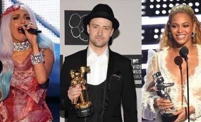 Who Has the Most VMA Wins of All Time? Top 10 Revealed!