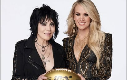 Joan Jett To Join Carrie Underwood For 'Sunday Night Football' Theme
