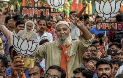 BJP's total assets swell by 22%, Cong sees 15% fall