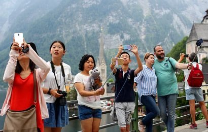 This town of 800 receives 1 million tourists each year