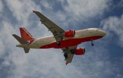 Air India reduces fare cap on Srinagar-Delhi flights to under ₹7,000