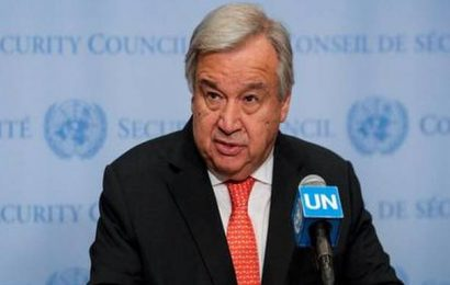 UN appeals to India, Pakistan to exercise restraint