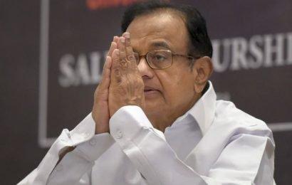 Chidambaram faces toughest test of career