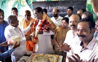 BJP is in a transition phase: Srinivas Prasad