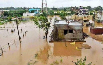 Torrential rain causes havoc in Dharwad