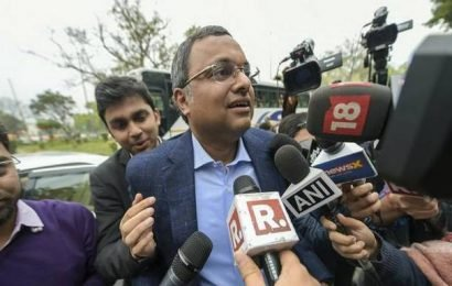 This is political vendetta to silence my father: Karti Chidambaram