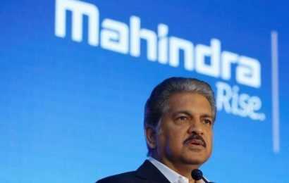 Anand Mahindra wants govt to cut GST for auto sector revival