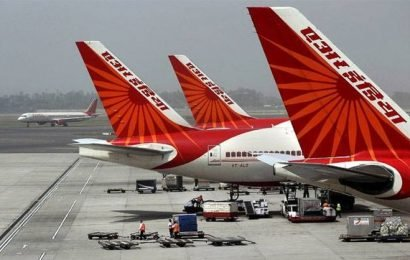 Air India plans to take polar route to 'Frisco