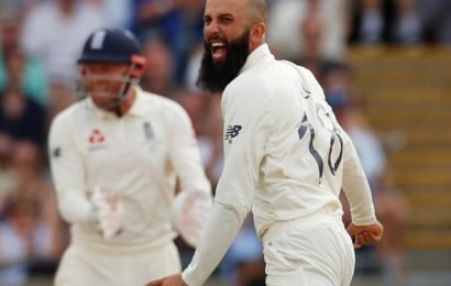 Moeen Ali takes break from cricket