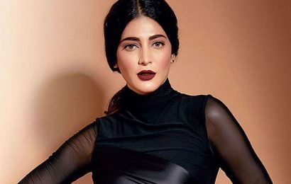Shruti Haasan Is Back, Conditions Apply!