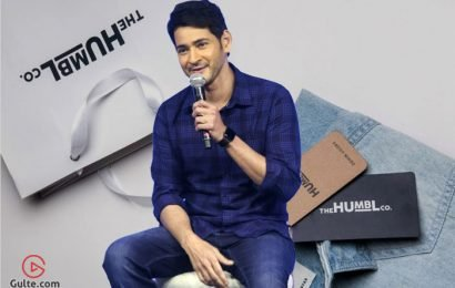 Mahesh Launches The Humbl Co, Reveals His Favourite Shirt