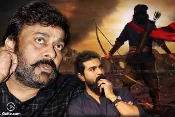 Chiru And Charan Working Extra Hours In Office