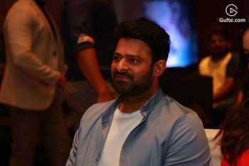 Prabhas: Took Only 20% Of My Remuneration For Saaho