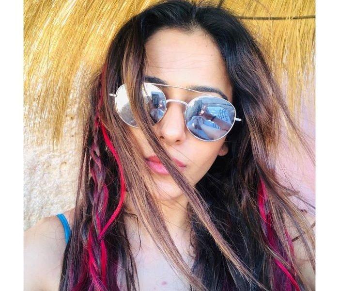 Pics: Rakul Preet Chilling Out In Ibiza