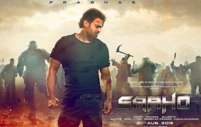 Saaho Theatrical Target Is 290 Crores 'Share'?