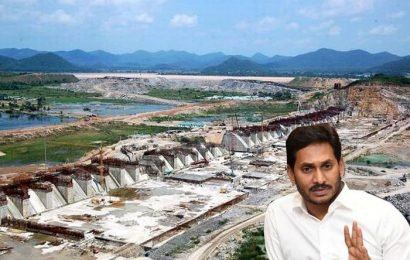 Polavaram: Authority Faults YSRCP Government In A Report