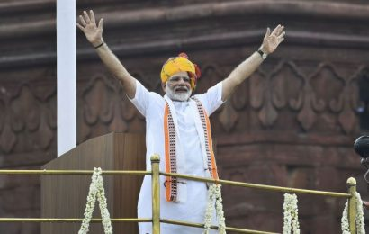 Modi's is the best I-Day speech by a PM ever!
