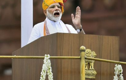 India now is One Nation with One Constitution: PM on I-Day