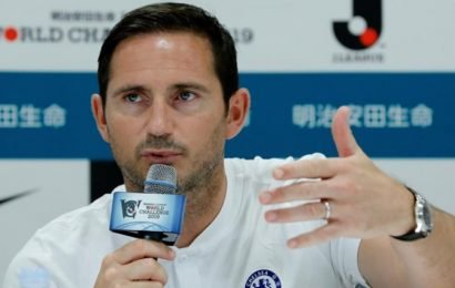 Lampard has task cut out at Chelsea…