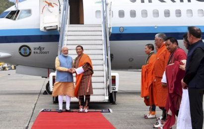 From LPG to space: PM unveils slew of projects in Bhutan