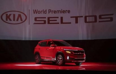 Kia launches Seltos at starting price of ₹9.69 lakh