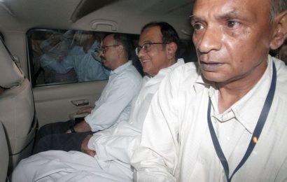 Chidambaram not the first neta to be put behind bars