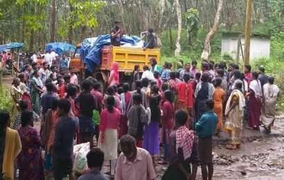 Techies reach out to those affected by flood and landslips