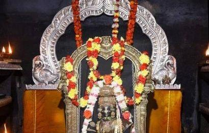 Krishna Janmashtami celebrated with traditional pomp in Udupi temple