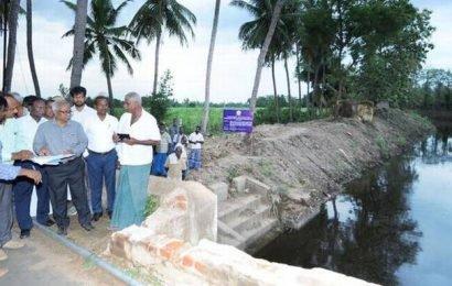 'Six lakh farmers benefited from kudimaramathu'