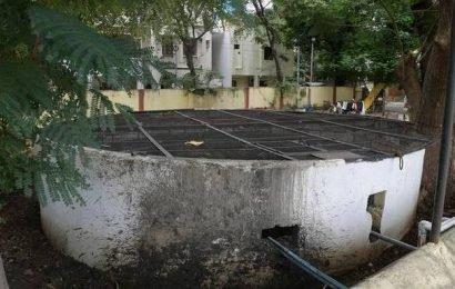 Five community wells under restoration