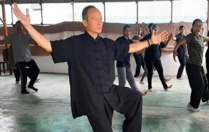 When a Tai Chi master came to Chennai