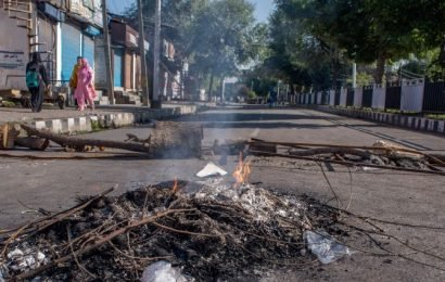 Stonepelters kill truck driver, accused arrested: J-K police