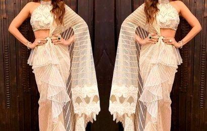 PIX: When Aahana, Deepika, Sonam gave us #SariGoals
