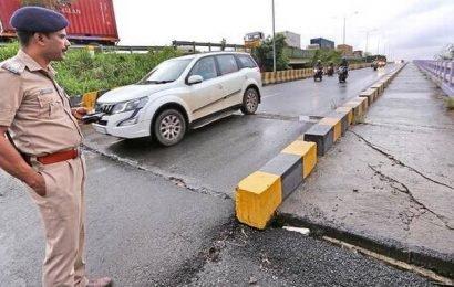Crack detected on second Goshree bridge in Kochi