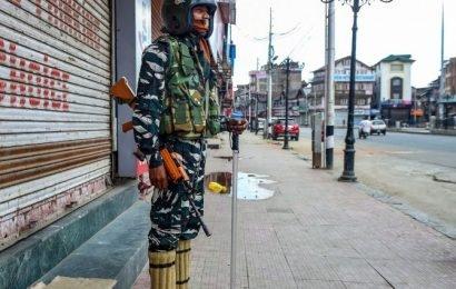 Ahead of Friday prayers, fresh curbs imposed in Kashmir