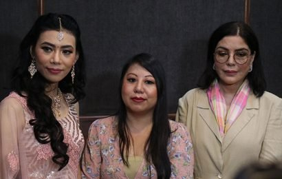 Will Miss Nagaland be the next Zeenat Aman?