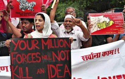 Pakistani users flood Twitter with #ModiKillingKashmiris