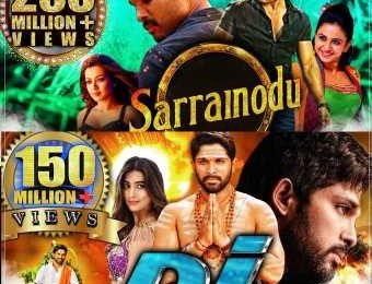 Allu Arjun thanks to Bollywood Viewers