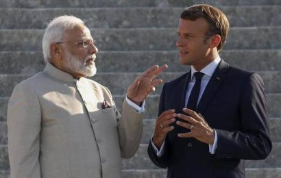 PM Modi arrives in France for G7 Summit