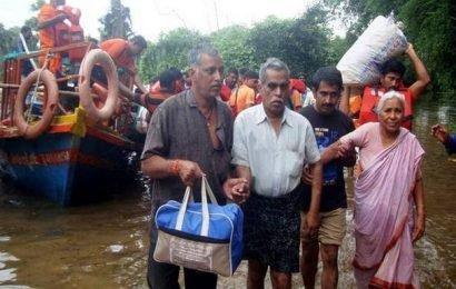 Godavari above danger mark, flood-like situation in Nashik
